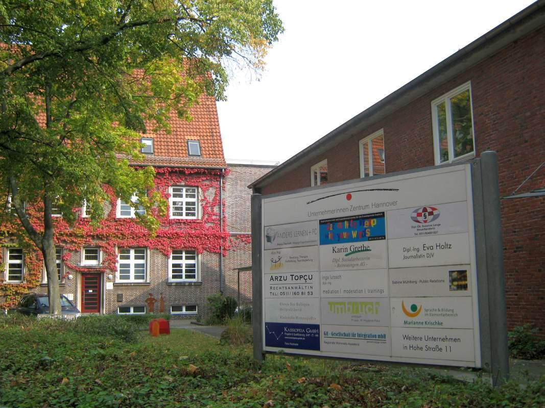 Unternehmerinnen Zentrum Hannover