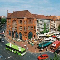 Samstag ist Reformationstag – kein Wochenmarkt an diesem Tag