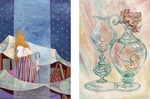 Malerei von Kholmatov & Omumi