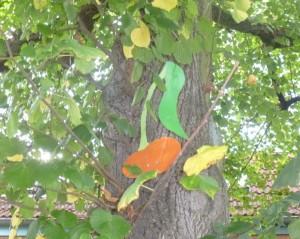 Im Heidkampe - Kirsche am Baum 2013