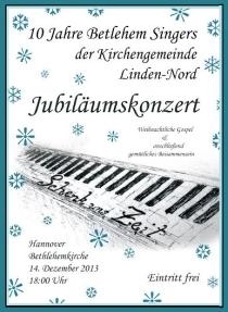 Jubiläumskonzert