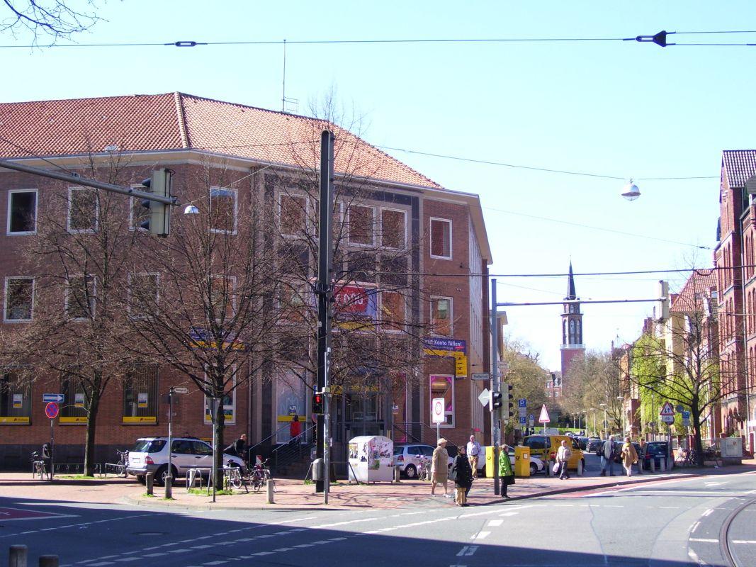 Postamt am Lindener Markt