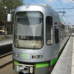 Symbol Bahn