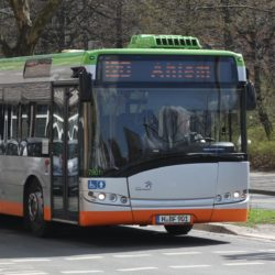 Weitere Schutzmaßnahmen in Bussen von ÜSTRA und regiobus