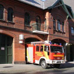 Unwettereinsätze der Feuerwehr im Stadtgebiet Hannover
