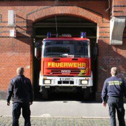 Kellerbrand in einem Mehrfamilienhaus in Linden-Süd