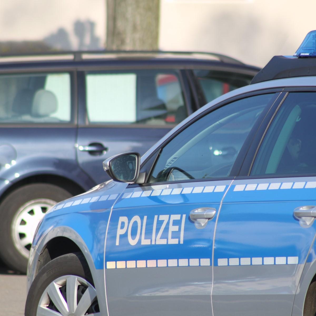 Symbol Polizei
