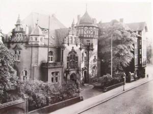 Villa Stephanus in der Gartenallee