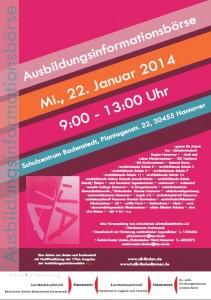 Ausbildungsinformationsbörse 2014
