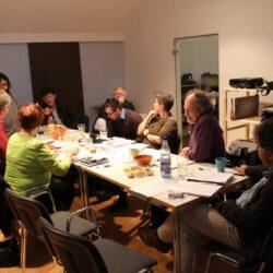Erstes Treffen der Bundesarbeitsgemeinschaft MigrantInnen Netzwerke Deutschland