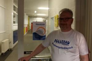 Fössebad Rettungslobbyist Jörg Schimcke