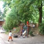 Außengelände  Kindergarten St. Martin