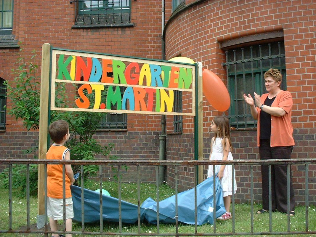 Kindergarten St. Martin
