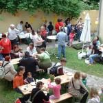 Hoffest im Kindergarten St. Martin