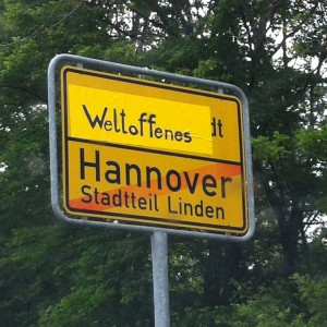Weltoffenes Hannover