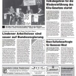 Lindenspiegel 03/1999