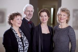 Nomos-Quartett (Bild: Jo Titze)