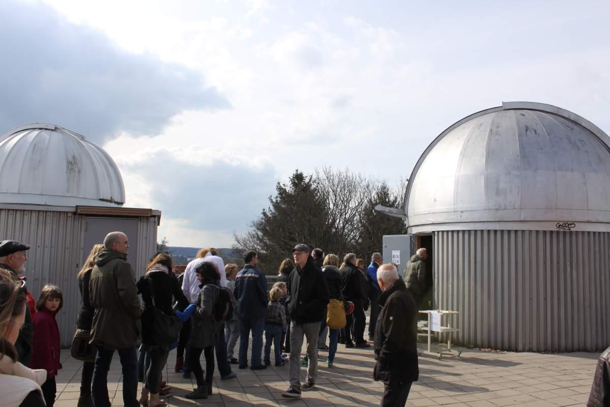Sternwarte auf dem Lindener Berg