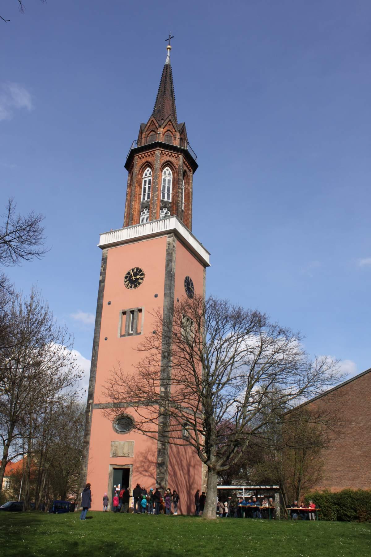 Turm der Martinskirche