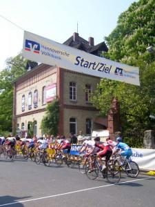 Radrennen Lindener Berg