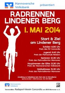 Radrennen Lindener Berg 2014