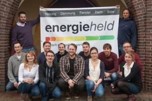Das energieheld Team