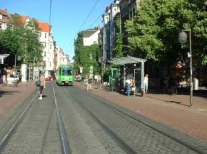 Haltestelle Nieschlagstraße
