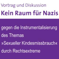 Kein Raum für Nazis
