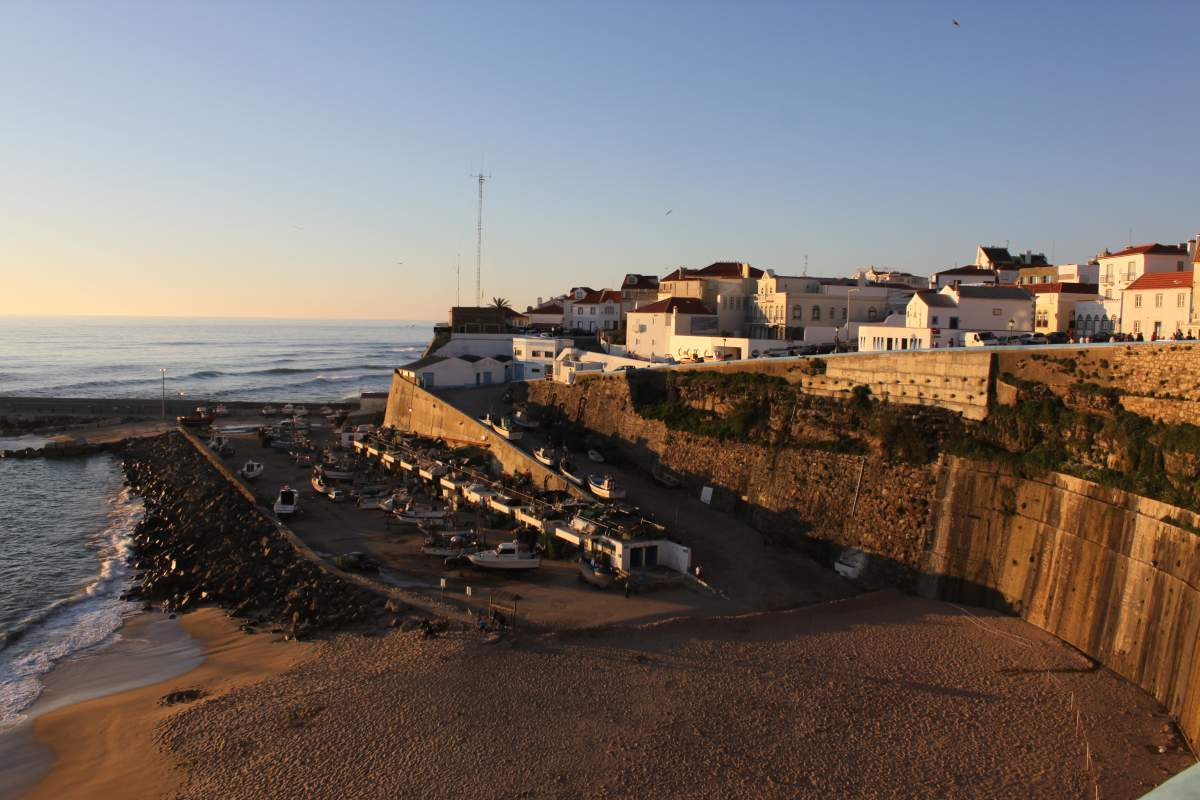 Hafen von Ericeira