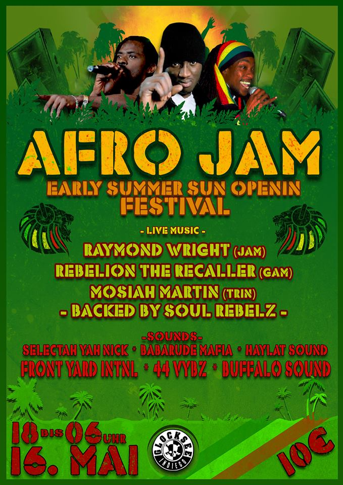 Afro Jam