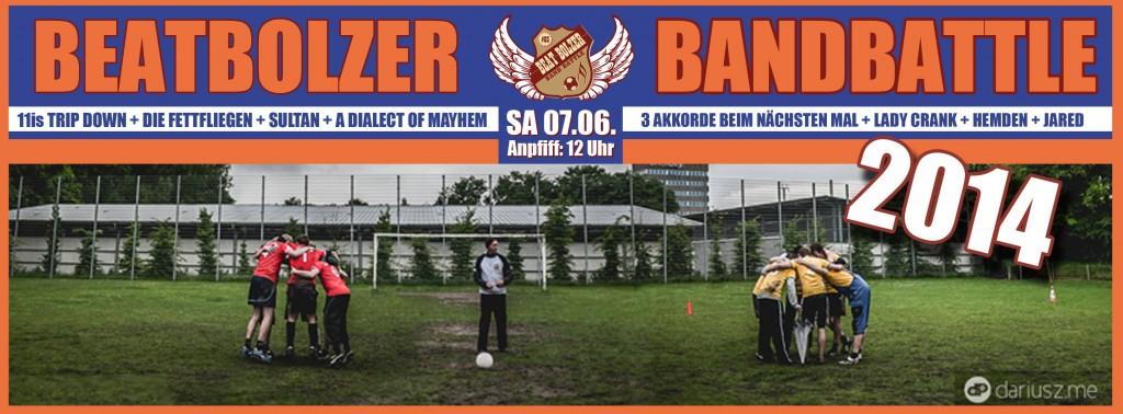 BeatBolzer Band Battle 2014