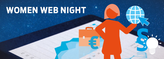 1. Women Web Night