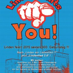 Lindenlied - Linden wants You!