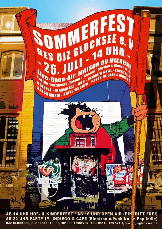 UJZ-Glocksee Sommerfest