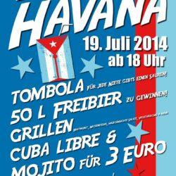 5 Jahre Havanna