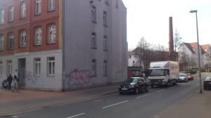 Wand im Allerweg - Man darf gespannt sein
