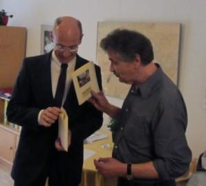 Gisbert Fuchs und Claus Peter Schiefer