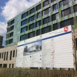 Neubau Krankenhaus Siloah