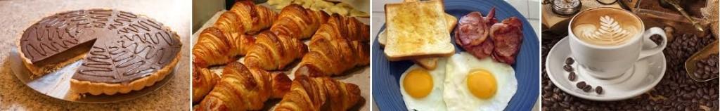 Schokofrühstück