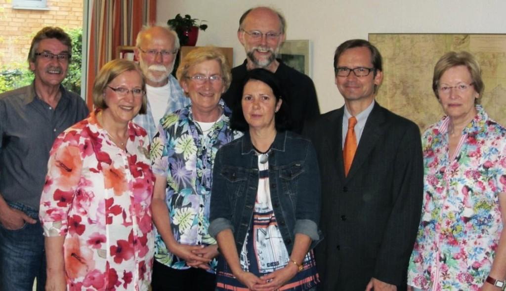 Stiftungsvorstand und Stiftungsrat