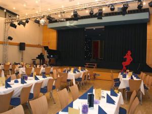 Cabaret-LiLi im großen Saal