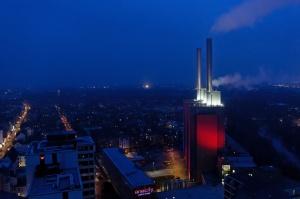 enercity - Illumination Heizkraftwerk Linden