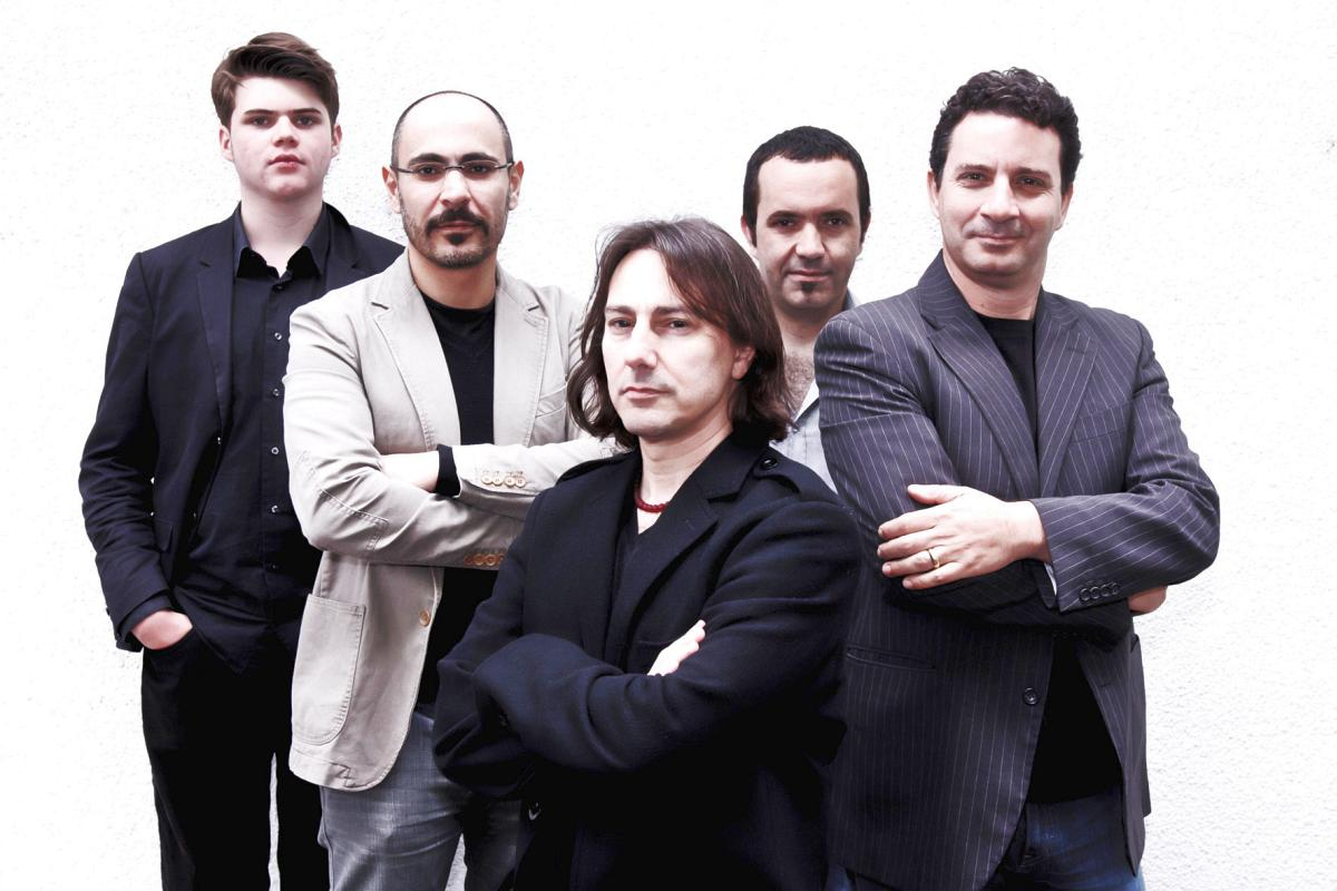 Pippo Pollina & Palermo Acoustic Quartet