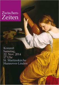 """Kantorei-Konzert """"Zwischen-Zeiten"""""""