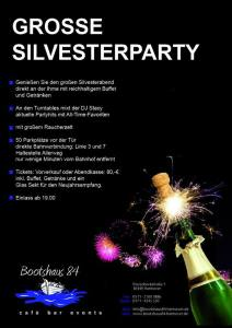 Silversterparty an der Ihme