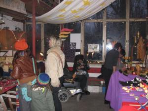 Wintermarkt bei Faust
