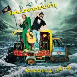 Wohnraumhelden – lokale Band aus Hannover-Linden