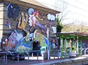 Haltestelle Brunnenstraße