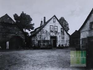 Der Hemmesche Hof 1897 – Davenstedter Straße 20 (Bild: Geschichtswerkstatt im FZH Linden)