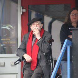 Egon Kuhn am 1. Mai 2012